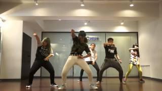 EXO call me baby dance cover 2_jimmy dance 玉琦老師