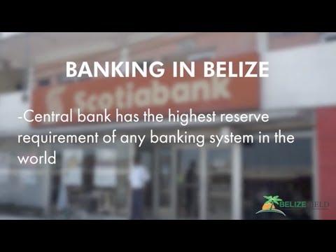 John Turley Explains Belize Banking and Financing