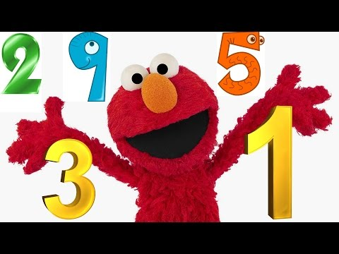 Sesame Street Elmo's Number Journey Full Length HD Game PS1