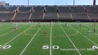 REPLAY: Chattanooga FC 08 Girls Navy vs Tri Cities FC 3.20.21