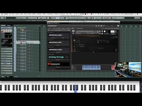 Metropolis Ark 3 by Orchestral Tools - Part 1
