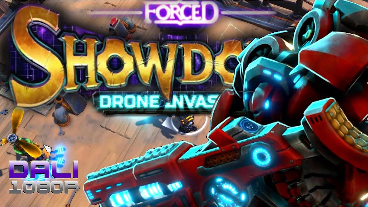 Forced Showdown Gameplay forced showdown - drone invasion pc gameplay 1080p 60fps