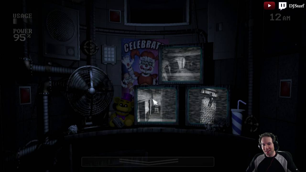 Spoilers 1983 Easter Egg Fnaf Sister Location Part 14