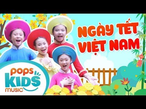 Ngày Tết Việt Nam - Nhóm Hoa Mặt Trời   Nhạc Tết Thiếu Nhi Sôi Động