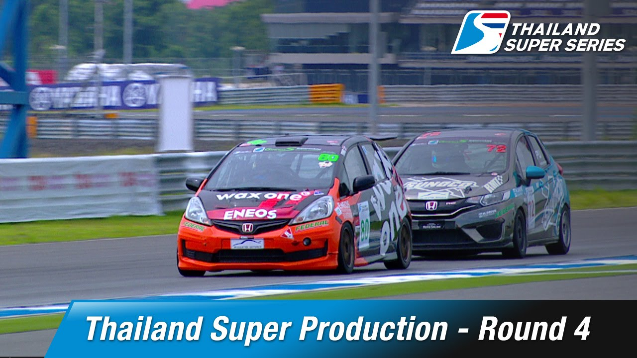 Thailand Super Production Round 4 | Chang International Circuit