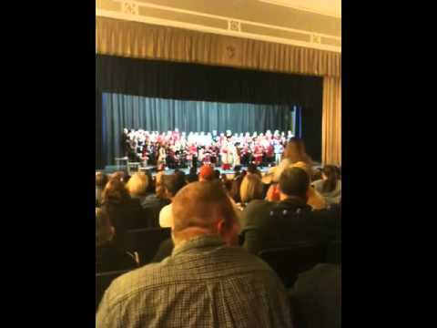 North County Primary Christmas Concert