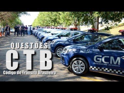 """concurso-gcm-cabo-2019---""""resoluÇÃo-de-questÕes""""-código-de-trânsito-brasileiro-[ctb]"""