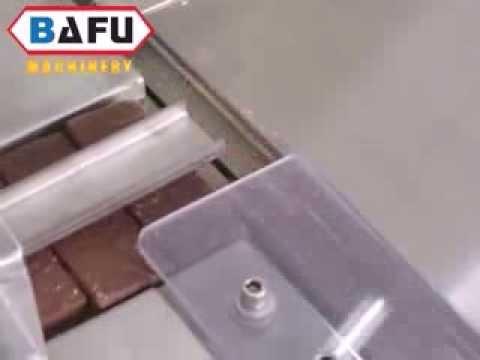 μηχάνημα μεμβράνης περιτύλιξης σοκολάτας, μηχανή συσκευασίας σοκολάτας