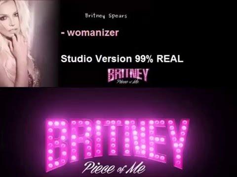 britney spears  womanizer POM 20 studio version 99% REAL