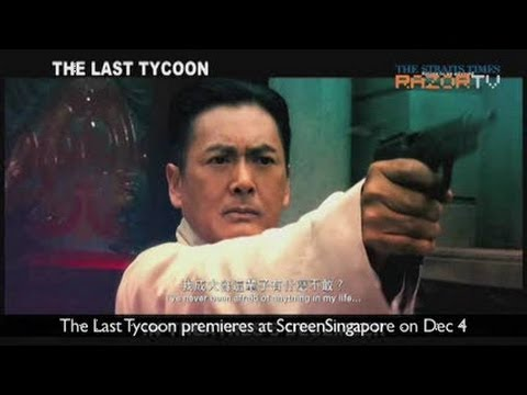 Chow Yun Fat Goes Gangster In New Film (The Last Tycoon Pt 1)