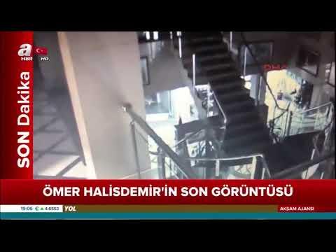 Ömer Halisdemir'in son görüntüsü
