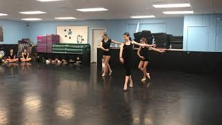 Premiere Dance-Evening Dancer Palooza-Week 2-Ballet Performance 12 & up (Group 1)