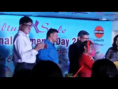 Indian Oil Corp International Women's Day 2017 Culture N Style