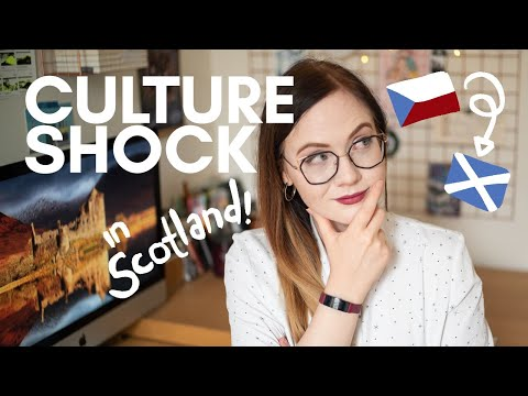 CULTURE SHOCK In SCOTLAND | 24 Things That Surprised Me In Edinburgh After Moving From Czechia