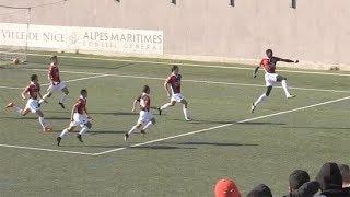 Nice 1-1 Monaco (U17) : le résumé