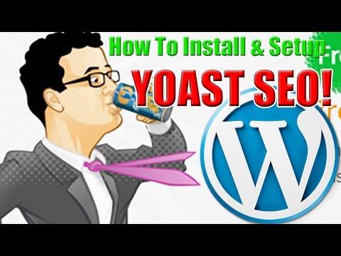 How To Install & Configure Yoast SEO WordPress plugin (2016) Update