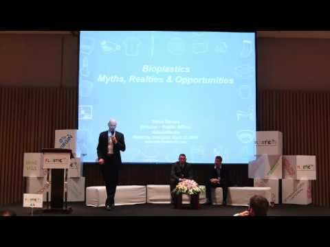 Plasticity Shanghai 2016 - Panel: Bioplastics-Myths, Realties & Opportunities