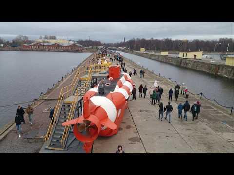 Кронштадт, выставка военной техники, СПб