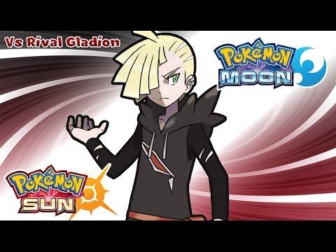 Pokemon Sun & Moon - Rival Gladion Battle Music (HQ)