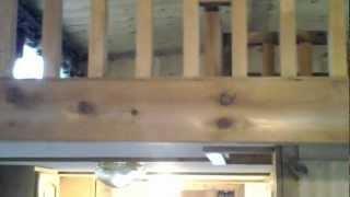 Mockingbird   1 Bedroom Loft Cabin