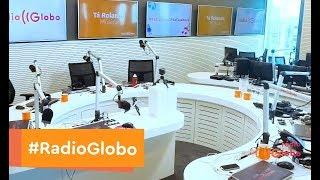 Novos Estúdios Rádio Globo em SP Video