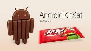 Como instalar android 4.4 KITKAT en alcatel pop c7 7041x