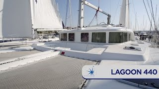 VIDEO CHECK-IN LAGOON 440