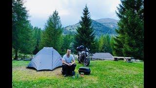 Motorradabenteuer Sardinien 2018! Reisedokumentation Teil 1 (HD)