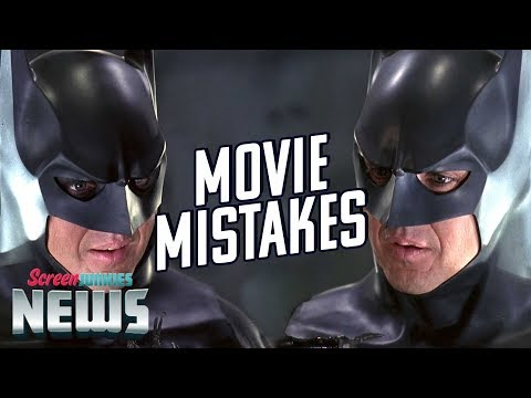 Most Distracting Movie Mistakes!