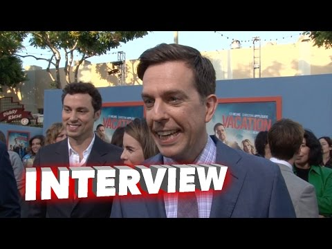 Vacation: Ed Helms Exclusive Premiere Interview