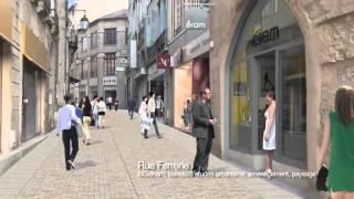 Un plan travaux pour le centre ville de Limoges