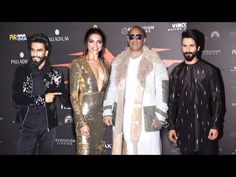 XXx: Return Of Xander Cage Movie Grand Premiere Full Video HD - Vin Diesel,Deepika,Ranveer Singh