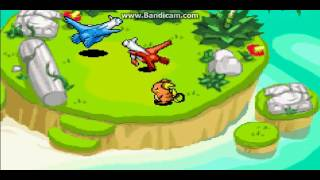 Pokemon Mystery Dungeon Red Rescue Team-Friend Areas