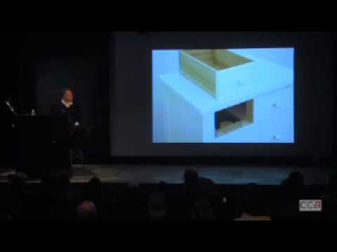 Roy McMakin: Design and Craft Lecture Series
