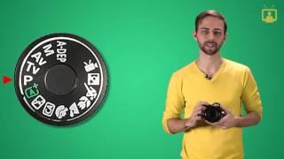 Настройки фотоаппарата. Режимы фотоаппарата для съемки. Урок фотографии / VideoForMe - видео уроки