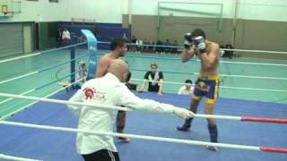 XV.IBSS-MIX 4- Danni Cherri vs. Mitch van Feggelen