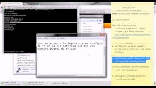 Servicio de mensajería OpenFire/Spark