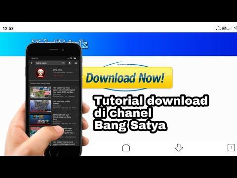 tutorial-download-di-chanel-bang-satya-don't-panic