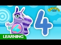 Cbeebies Numtums number games - Number 4 - Best Apps For Kids