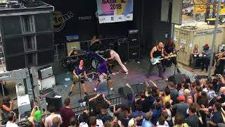 "Andrew WK ""Party Hard"" 3-16-18 @ SXSW The Container Bar sponsored by Dr. Martens"
