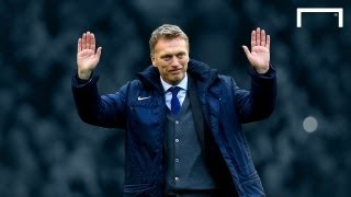 Moyes thankful for Everton opportunity