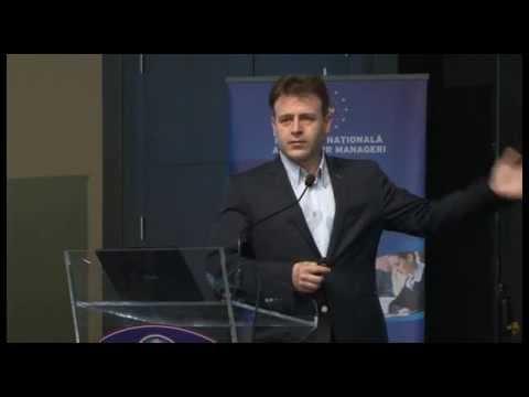 Felix Tataru la Romania Continuam. Cladim succesul pe baze solide!