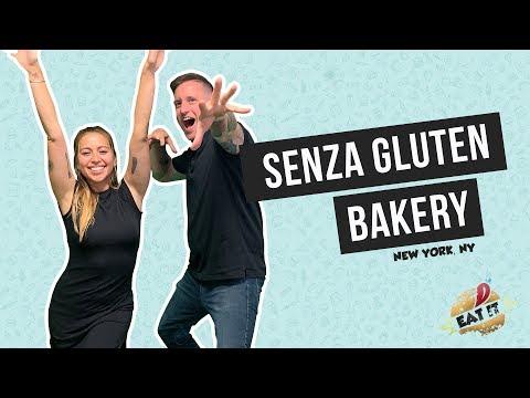 Gluten Free Bakery in NYC | EAT IT takes on Senza Gluten NYC Season 1