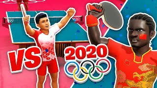 DANGEROUS DUO!!! TOKYO 2020 OLYMPICS WITH SIMON