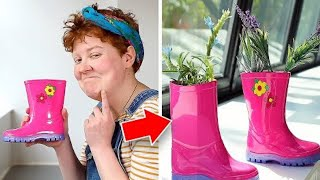 7 Pretty Flower Craft Ideas