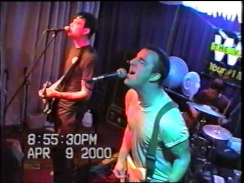 Alkaline Trio - Yip Roc (Lancaster, PA) - April 9, 2000
