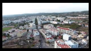 Vista aérea de Loulé 2016 (4K)