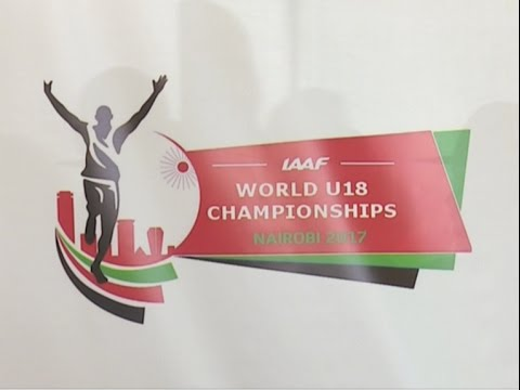IAAF releases timetable for World Under 18 Championships in Nairobi