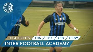 HIGHLIGHTS | EVERY GOAL FROM THE WEEKEND! | Inter Football Academy