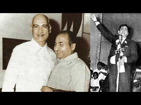 MOHD. RAFI  -Raj Kapoor Wanted To Sing Mukesh Ji Instead Of Mohammad Rafi - O.P. Nayyar